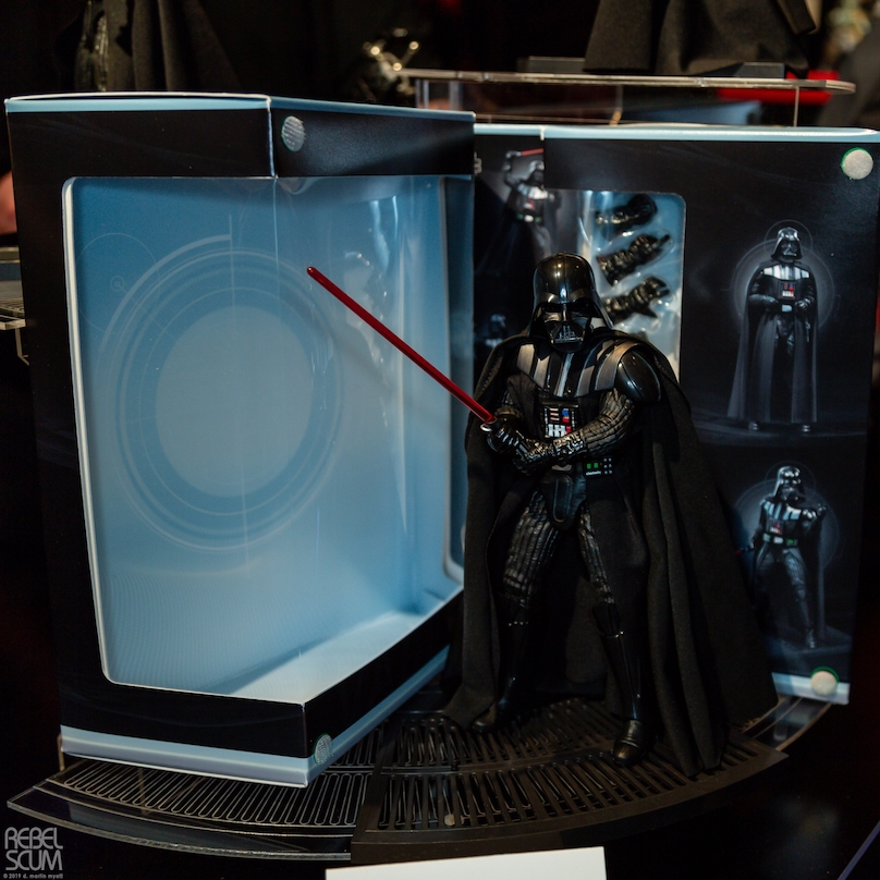 SW Black Series Darth Vader Figure