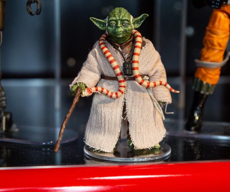 2019 International Toy Fair Star Wars Black Series Figures Preview!