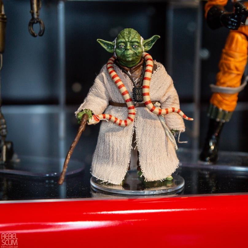 TESB Master Yoda Black Series Figure