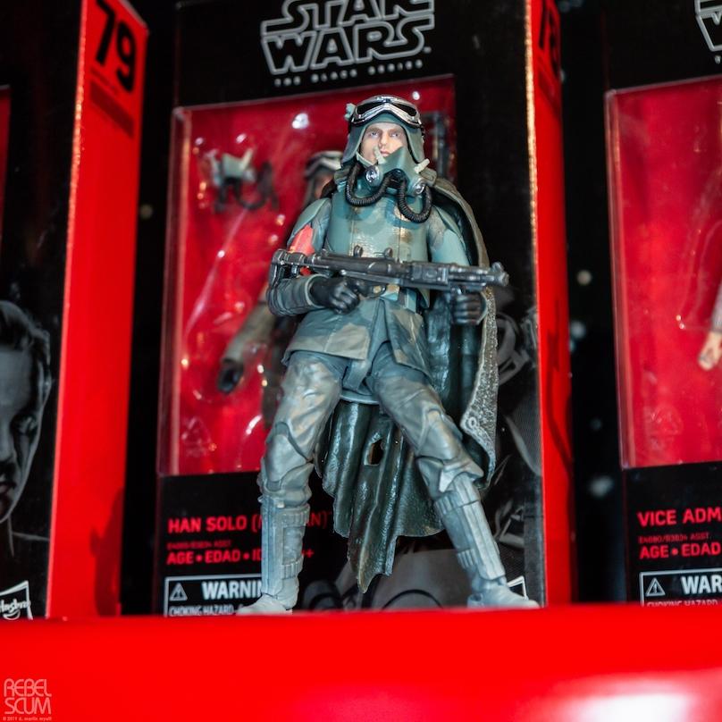 Solo: ASWS Han Solo (as a Mudtrooper) Black Series Figure