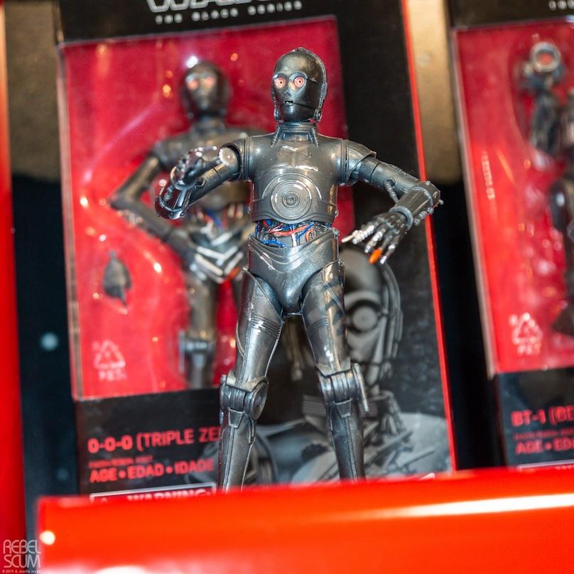 SW Triple Zero Black Series Figure