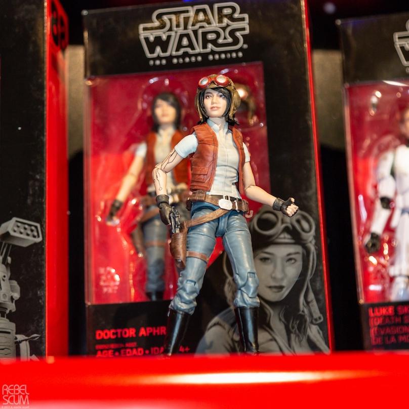 SW Doctor Aphra Black Series Figure