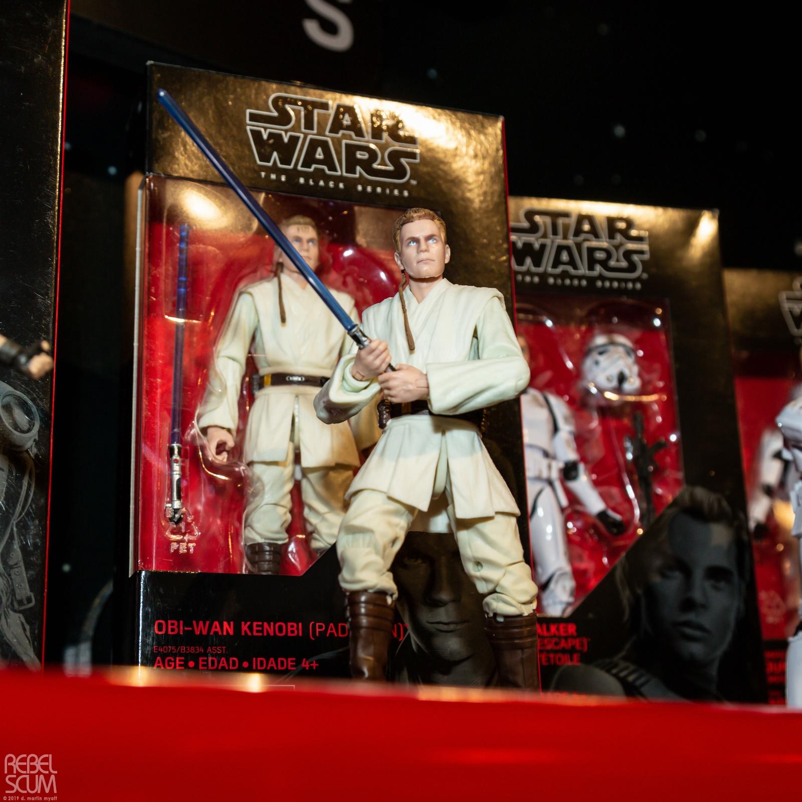SW Obi-Wan Kenobi Black Series Figure