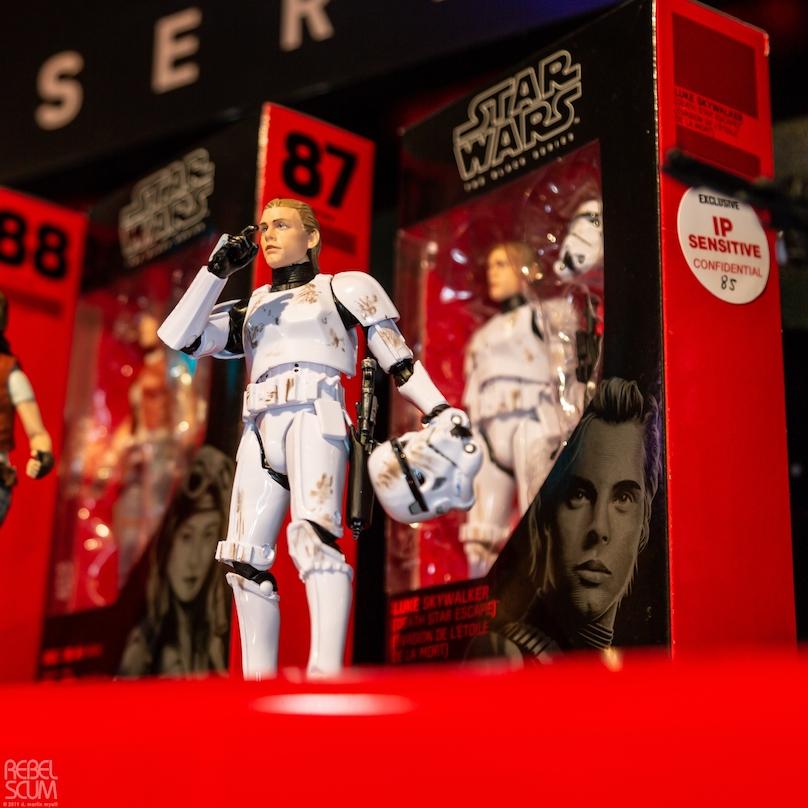 ANH Luke Skywalker (as a Stormtrooper) Black Series Figure