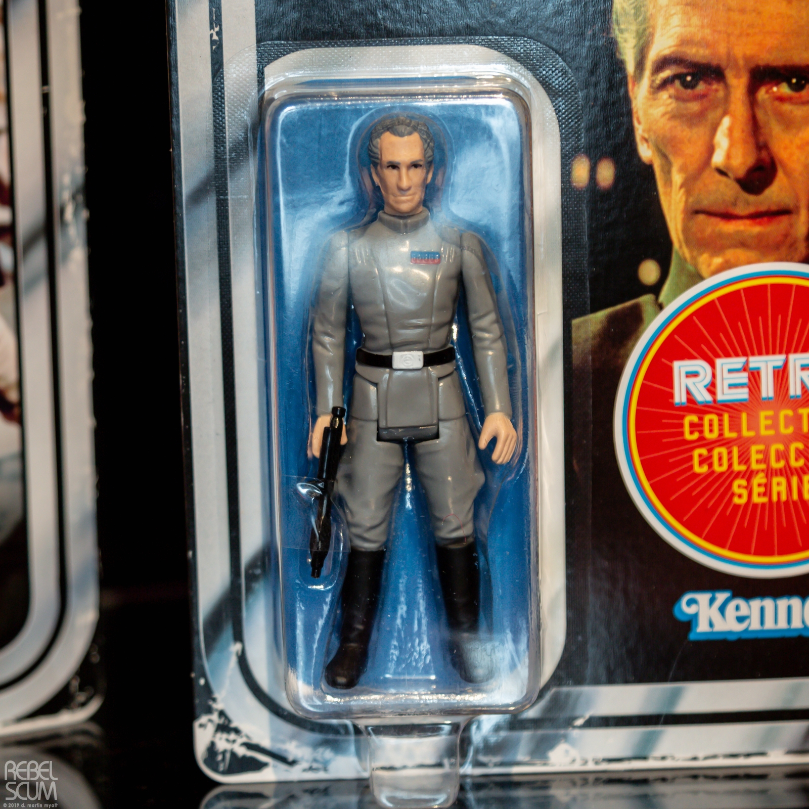 SW Retro Grand Moff Tarkin Figure