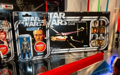 2019 International Toy Fair Star Wars Retro Figures and Games Preview!