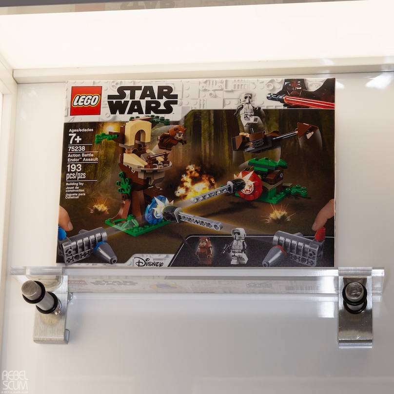 SW Battle of Endor Assault Lego Set
