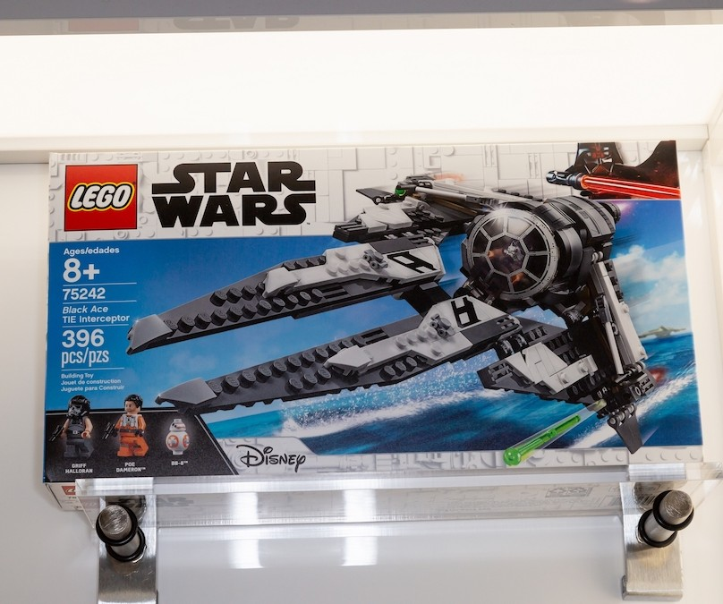 2019 International Toy Fair Star Wars Lego Sets Preview!