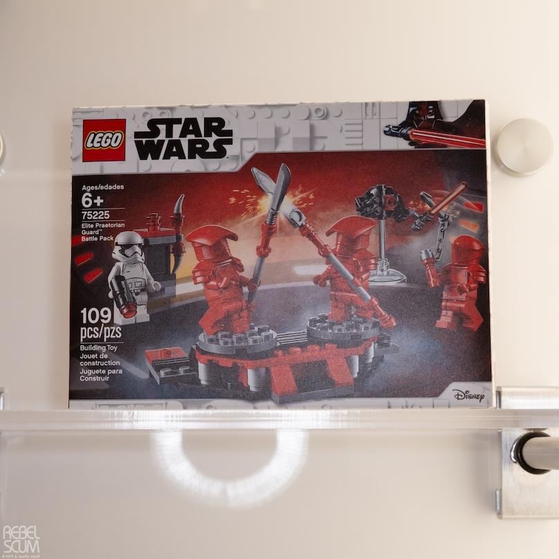 TLJ Elite Praetorian Guard Battle Pack Lego Set