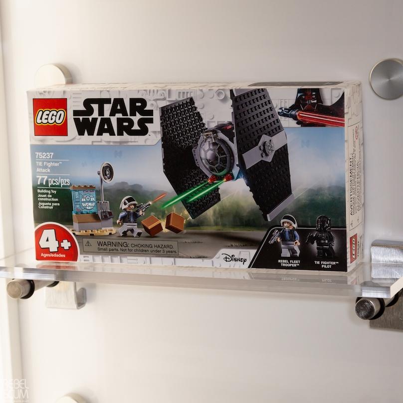 SW Tie Fighter Attack Lego Set