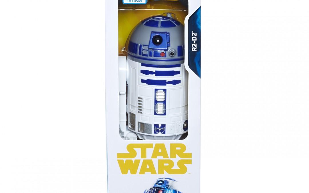 "New Solo Movie (Last Jedi) R2-D2 12"" Figure now available!"
