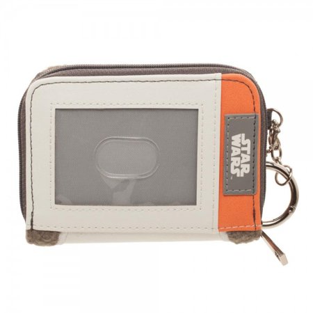 TLJ Porg Juniors Zipper Wallet 2