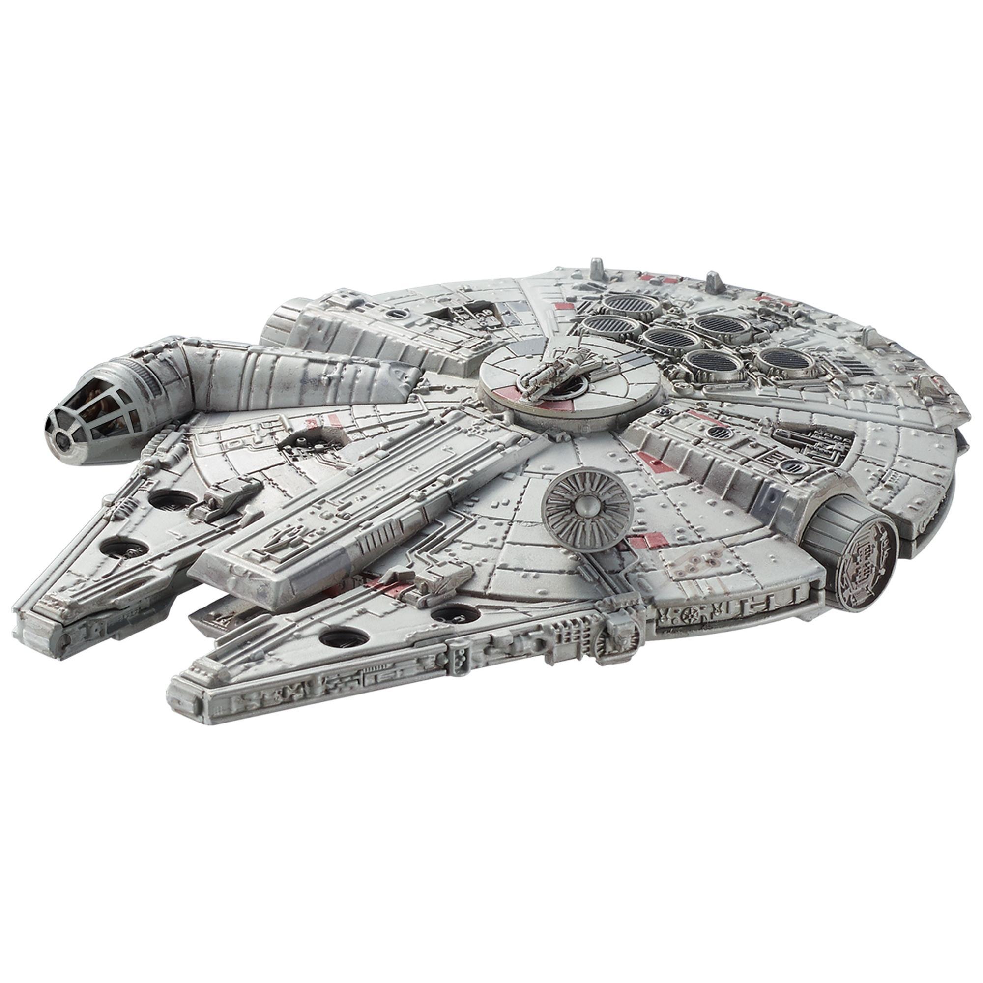 ANH HW Millennium Falcon Adventure Starship 1