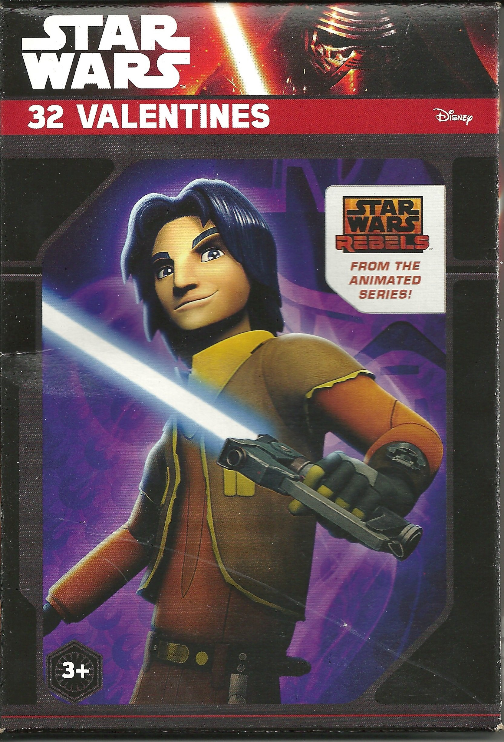 TFA (SWR) 32 Valentine's Day Card Pack 1