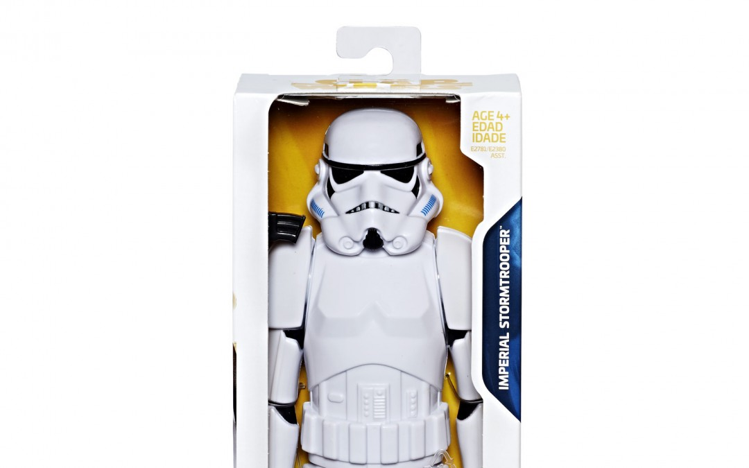 """New Solo Movie (Rogue One) Imperial Stormtrooper 12"""" figure now available!"""