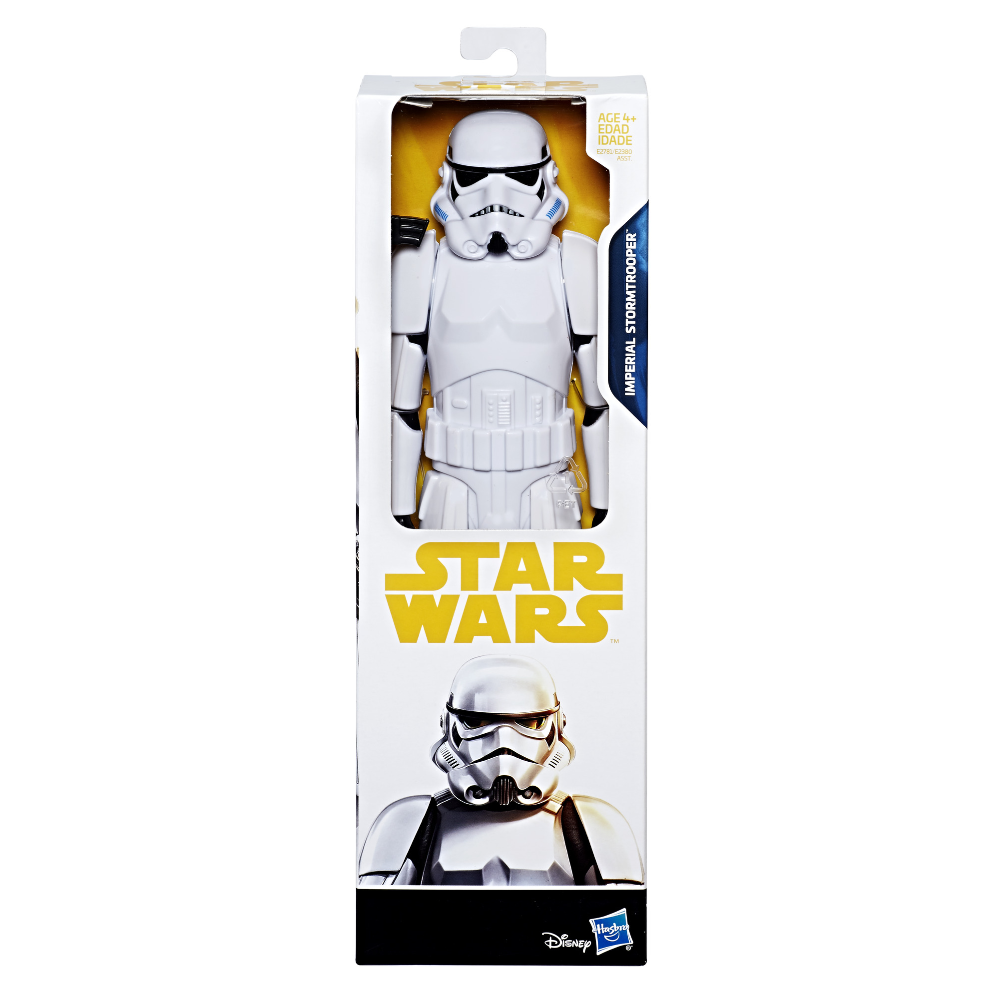 """Solo: ASWS (RO) Imperial Stormtrooper 12"""" figure 1"""
