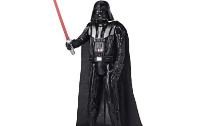 "New Solo Movie (Revenge of the Sith) Darth Vader 12"" Figure now available!"