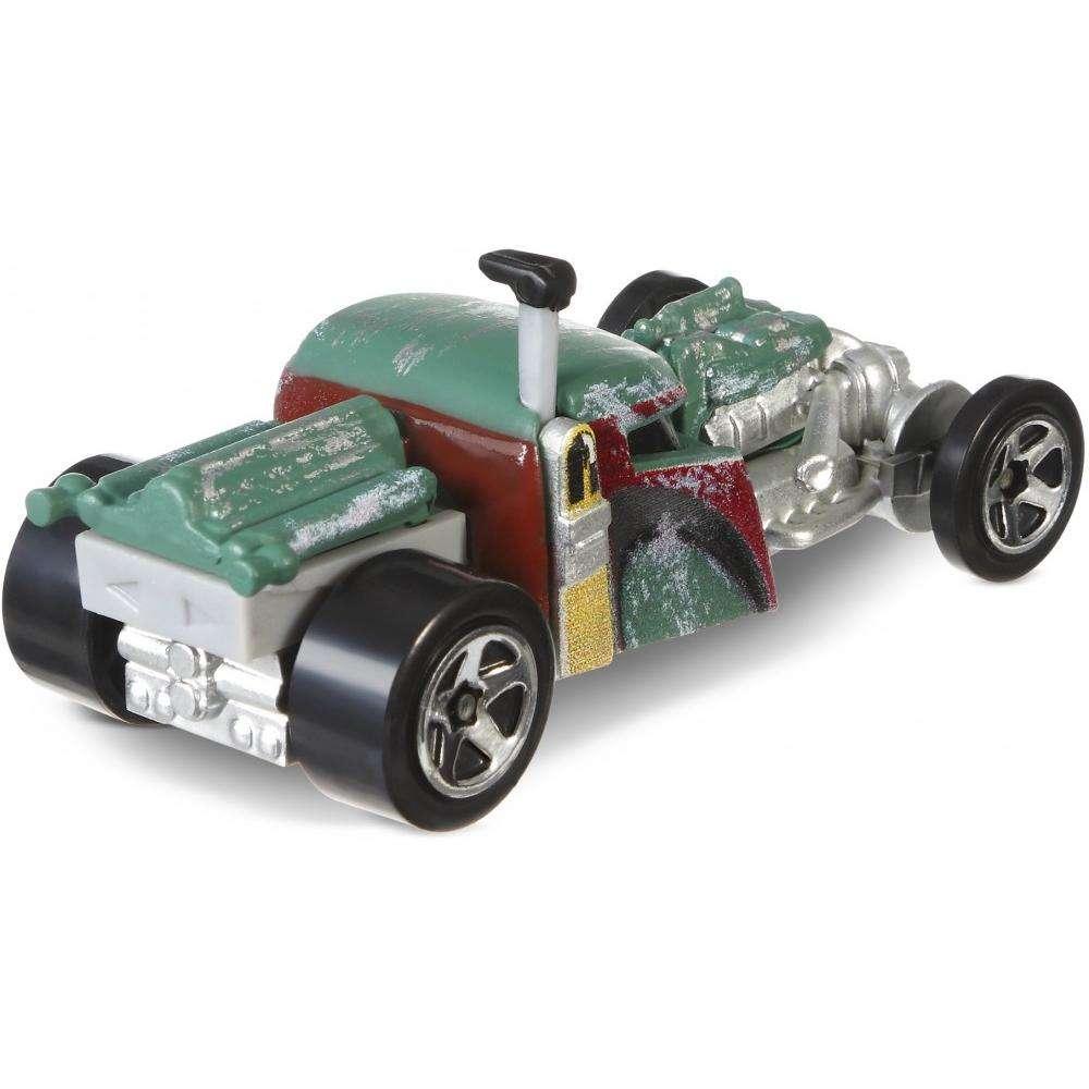 Solo: ASWS (ROTJ) Boba Fett Hot Wheels Character Car 3