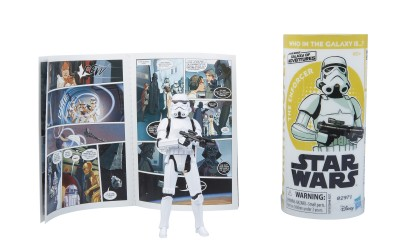 New Galaxy of Adventures Imperial Stormtrooper Figure and Mini Comic Set now available!