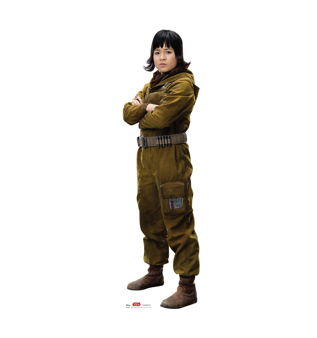 TLJ Rose Life-Size Cardboard Cutout Standee