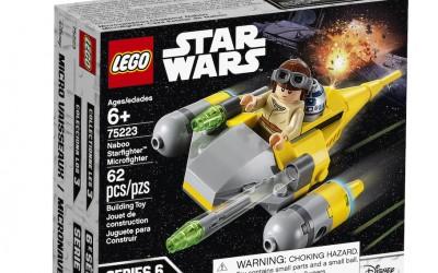 New Star Wars Micro Fighters Lego Sets Rundown!
