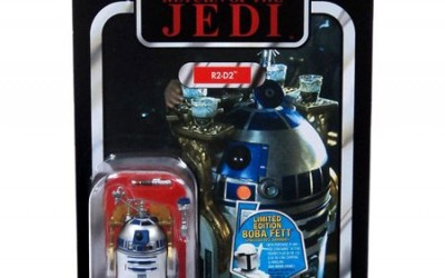 New Return of the Jedi R2-D2 Vintage Figure now available!