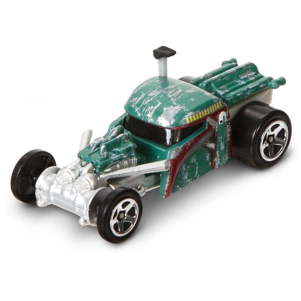 Solo: ASWS (ROTJ) Boba Fett Hot Wheels Character Car 2