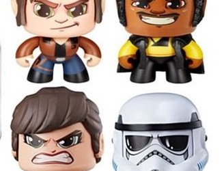 New Solo Movie Mighty Muggs Figure 4-Pack now available!