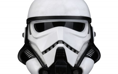 New Solo Movie Imperial Patrol Trooper Helmet Accessory available for pre-order!