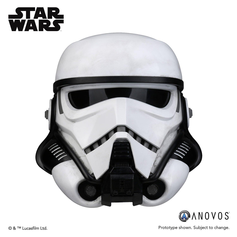 Solo: ASWS Imperial Patrol Trooper Helmet Accessory 1