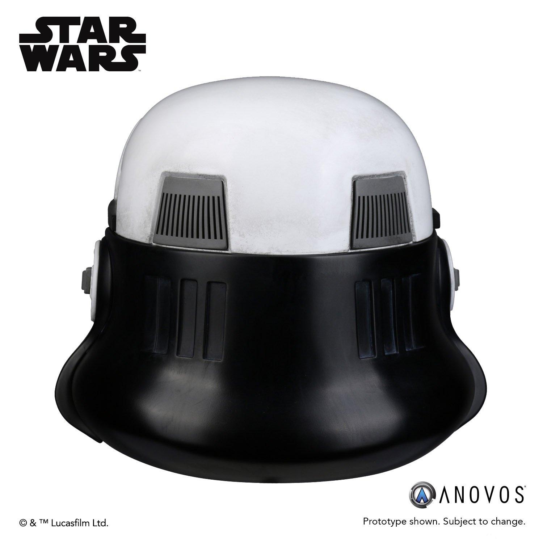 Solo: ASWS Imperial Patrol Trooper Helmet Accessory 4