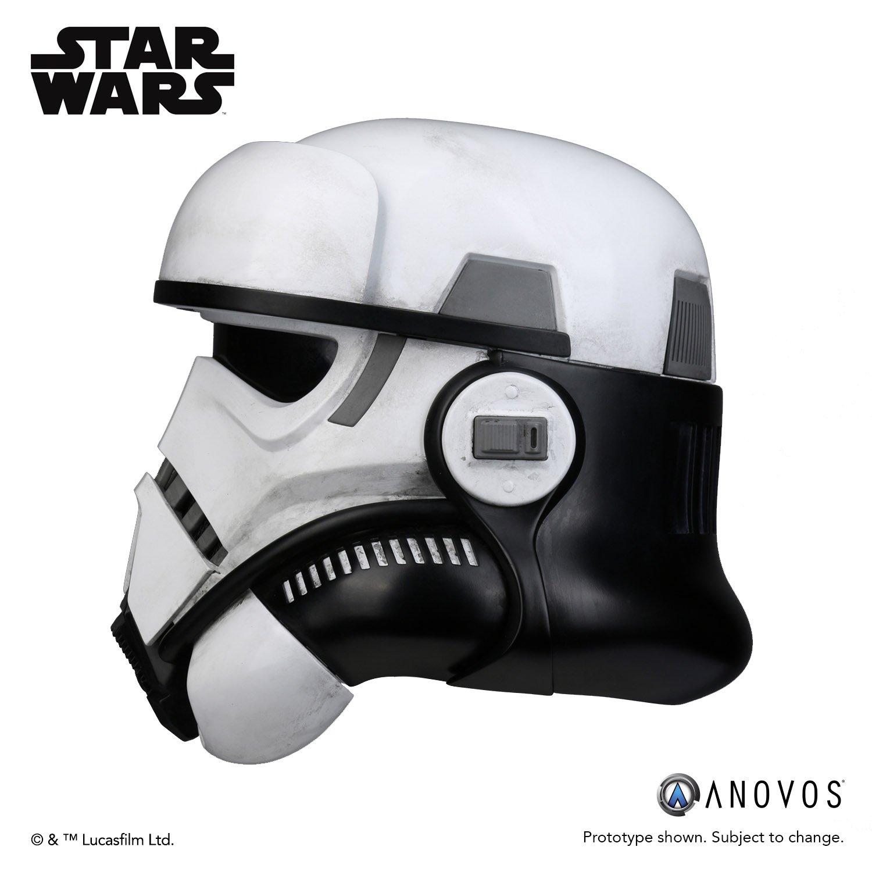 Solo: ASWS Imperial Patrol Trooper Helmet Accessory 3