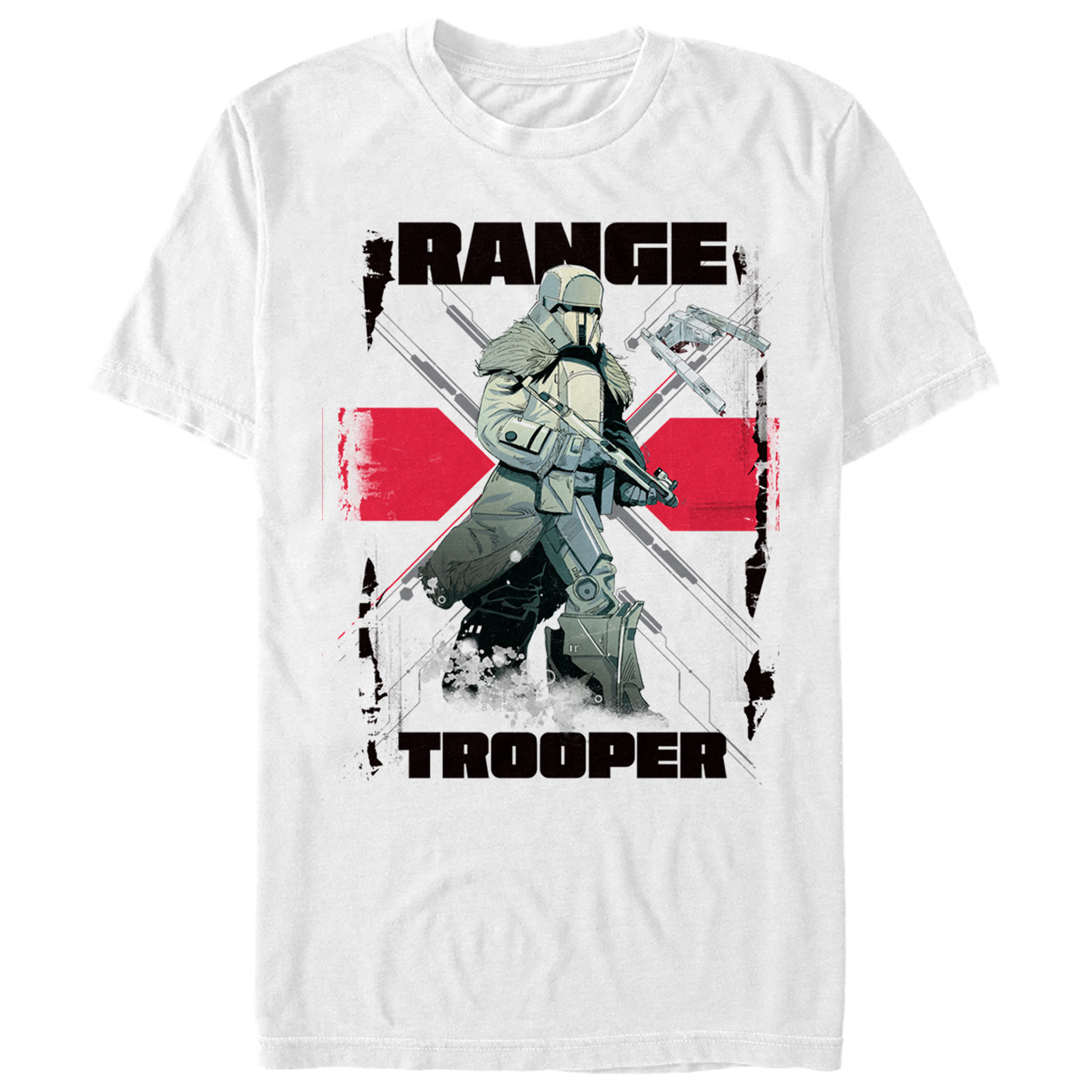 Solo: ASWS Imperial Range Trooper Stripe T-Shirt