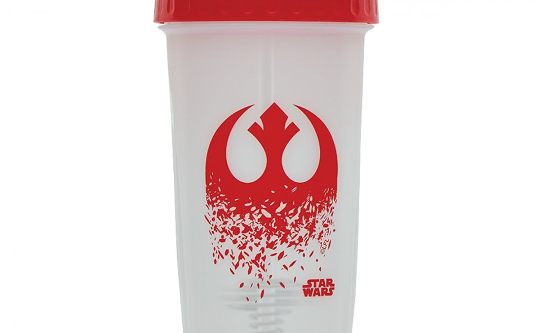 New Last Jedi Performa Resistance Symbol Shaker Cup now available!