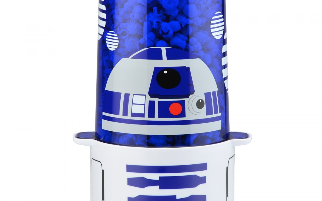 New Star Wars R2-D2 Stir Popcorn Popper now in stock!