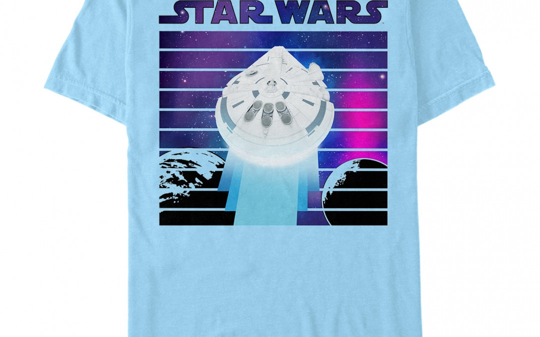 New Solo Movie Smuggler's Paradise Men's T-Shirt now available!