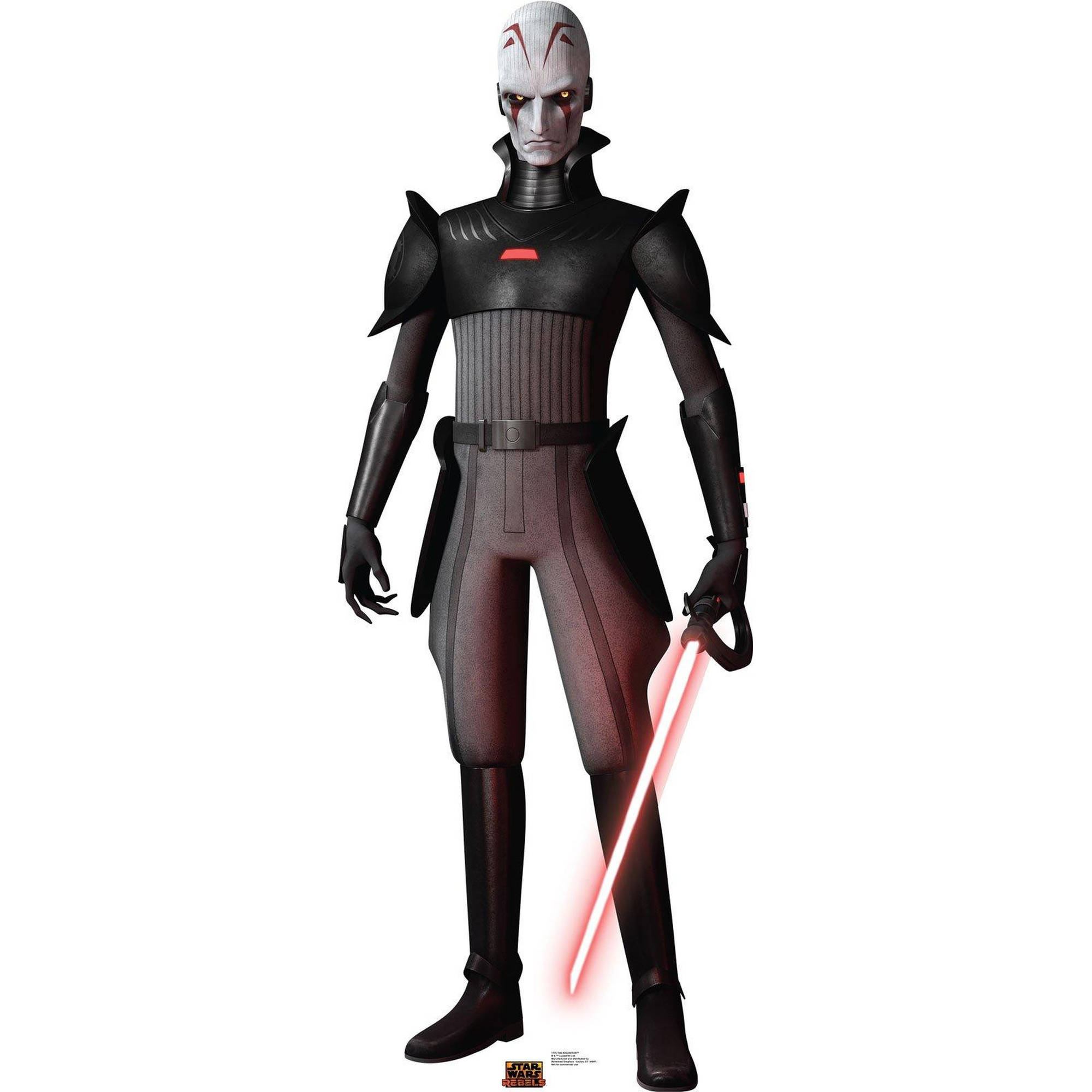 SWR The Grand Inquisitor Cardboard Standee