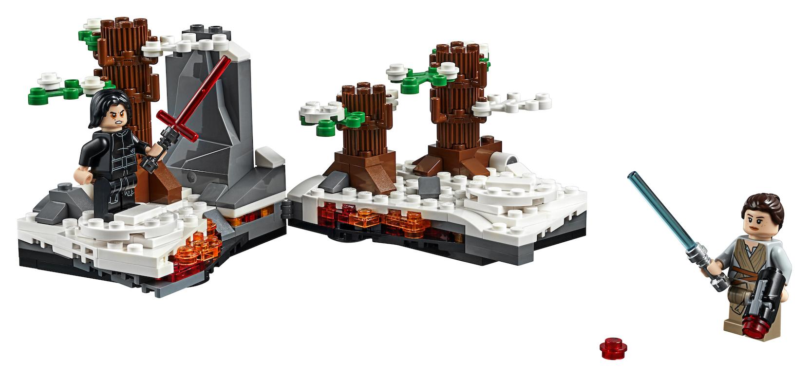 TFA Duel on Starkiller Base Lego Set 4