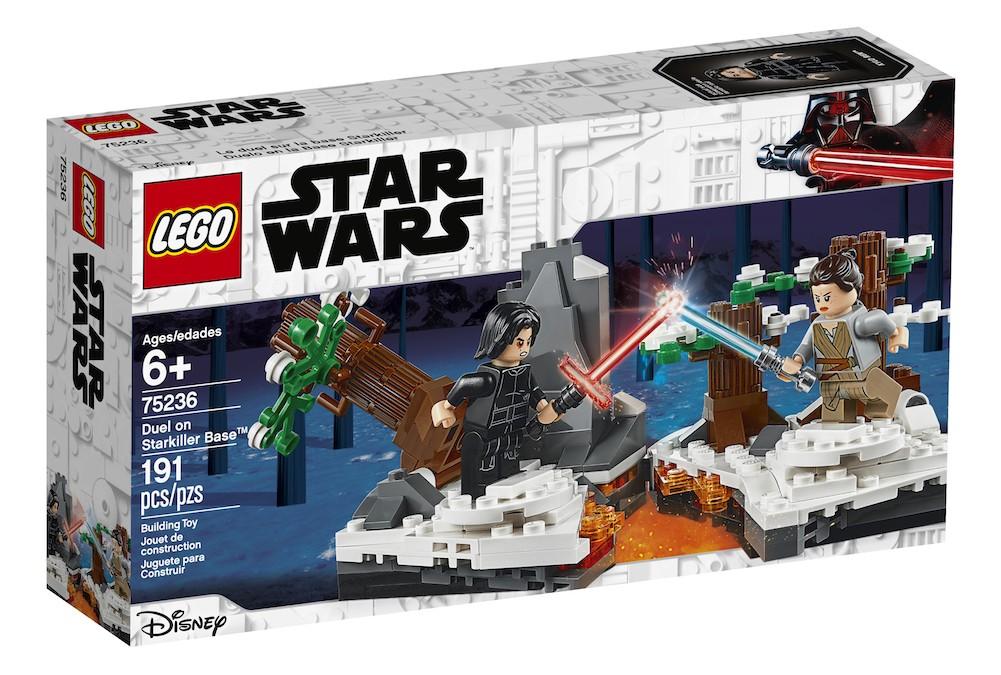 New Force Awakens Duel on Starkiller Base Lego Set now in stock!