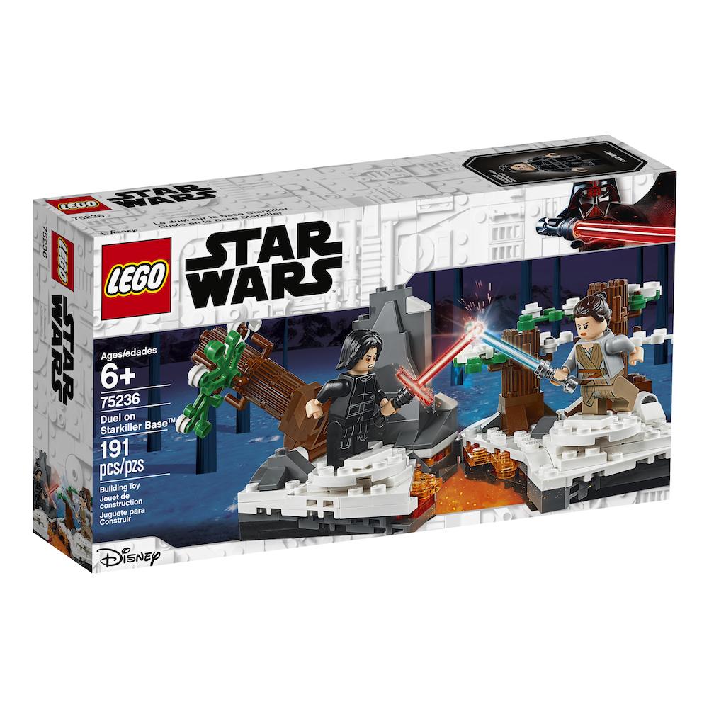 TFA Duel on Starkiller Base Lego Set 2