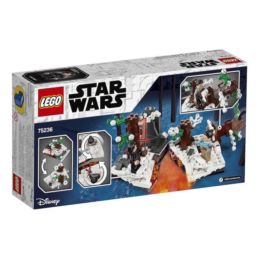 TFA Duel on Starkiller Base Lego Set 3