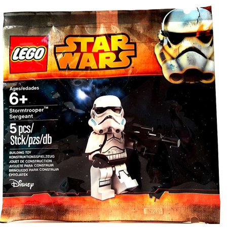 New Star Wars Rebels Stormtrooper Sergeant Polybag Lego Set available now!
