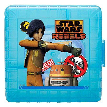 New Star Wars Rebels Zak Lunchtime Storage Container now available!