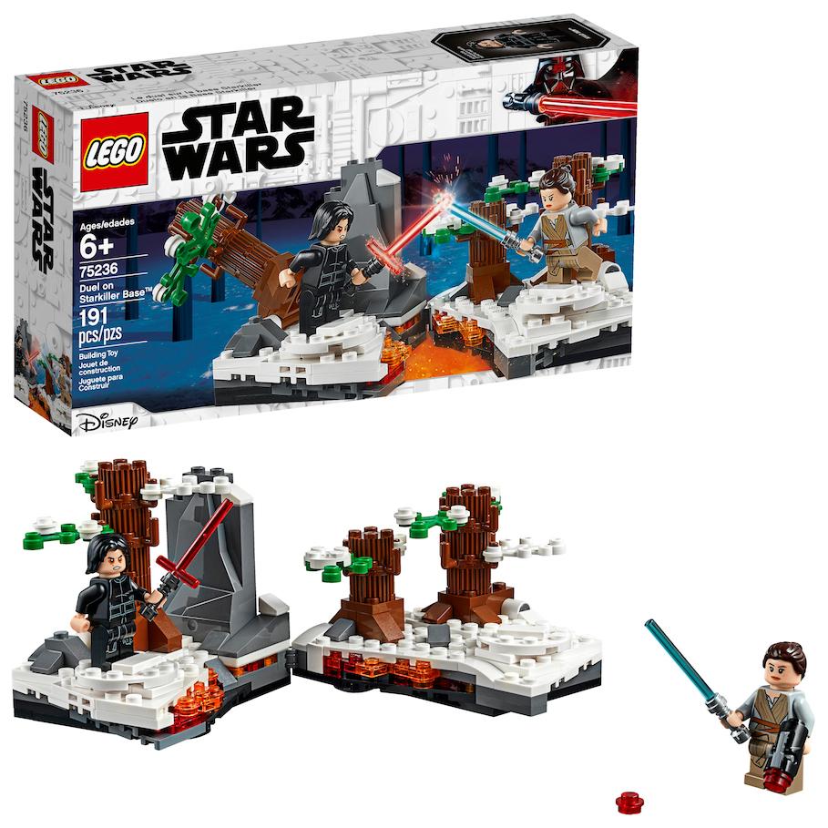 TFA Duel on Starkiller Base Lego Set 1