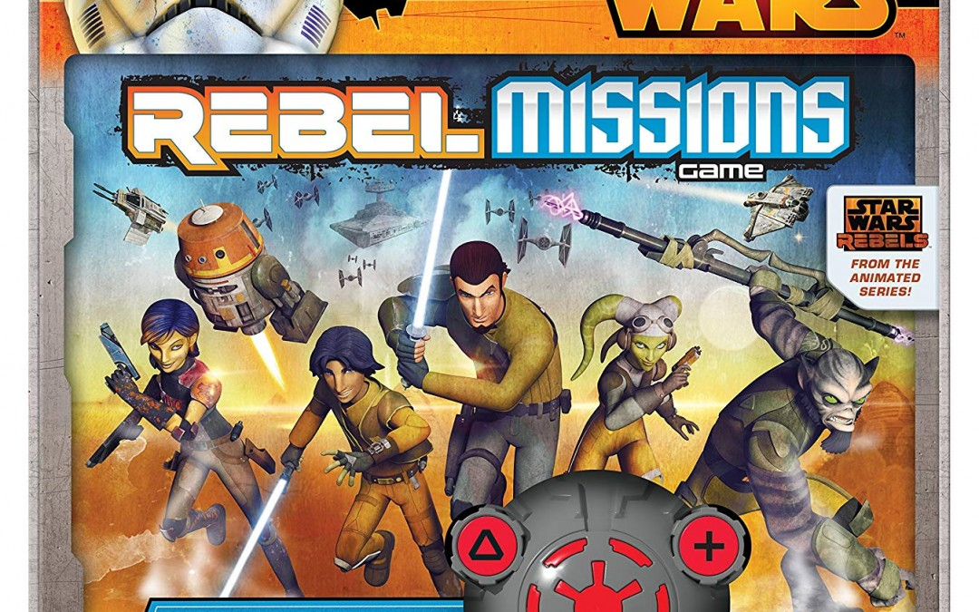 New Star Wars Rebels Missions Game now available!