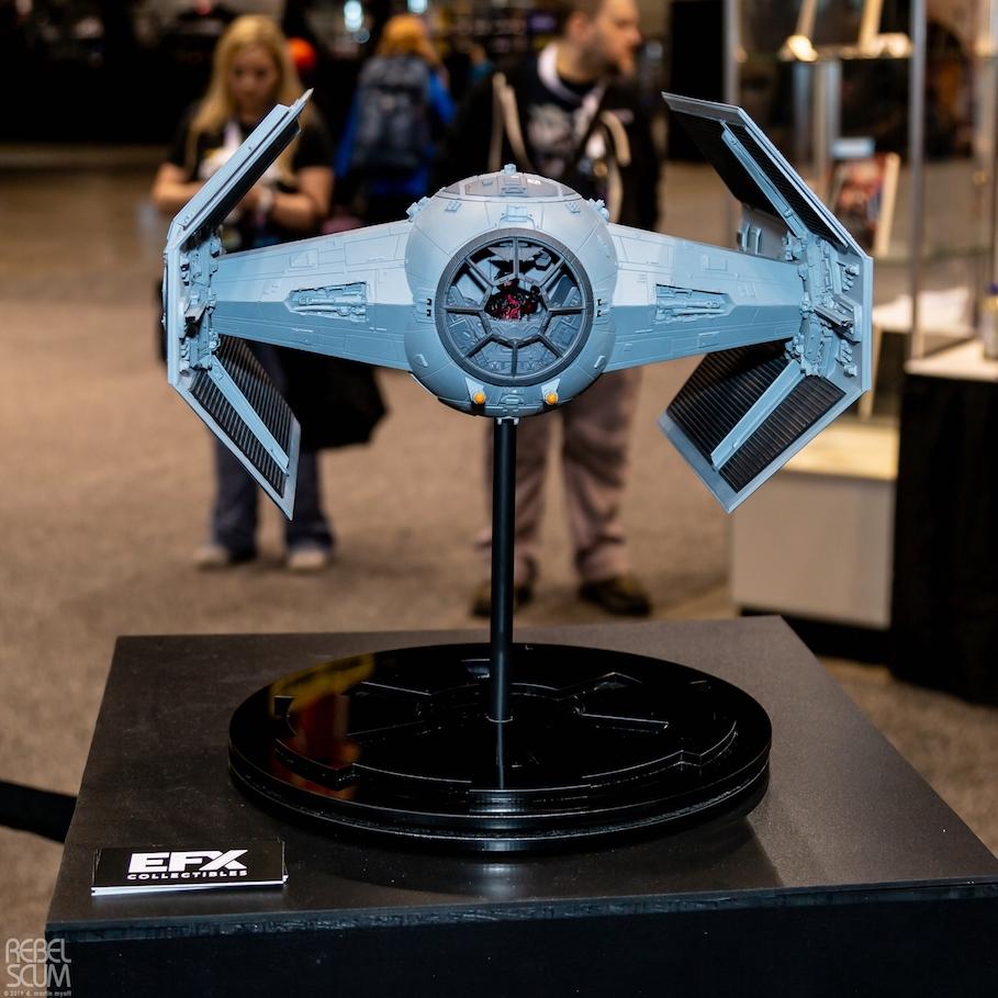 Star Wars Model Ships 3