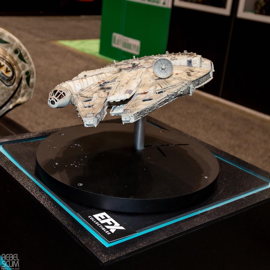 Star Wars Model Ships 6