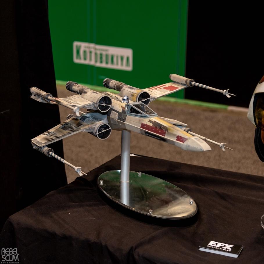 Star Wars Model Ships 7
