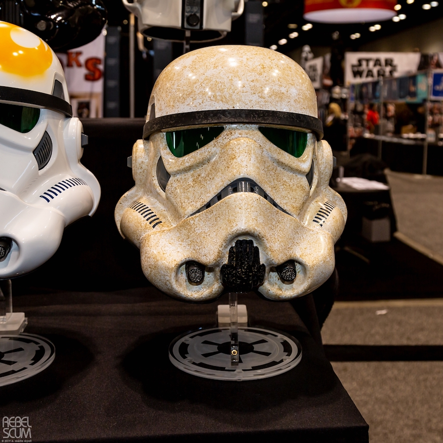 Imperial Stormtrooper Character Helmets 1