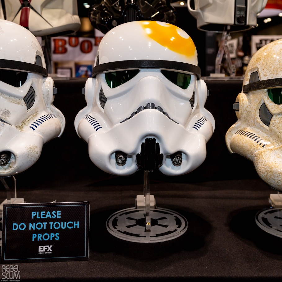 Imperial Stormtrooper Character Helmets 2